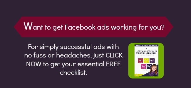 Facebook ads success strategy