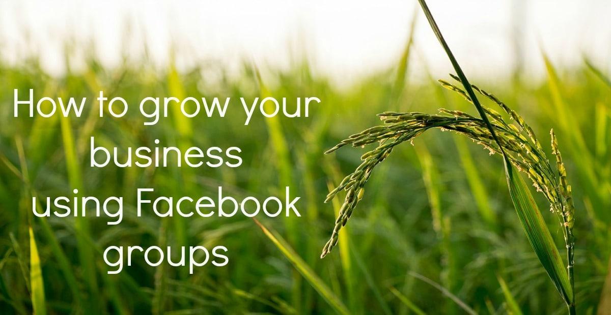 Facebook groups blog image