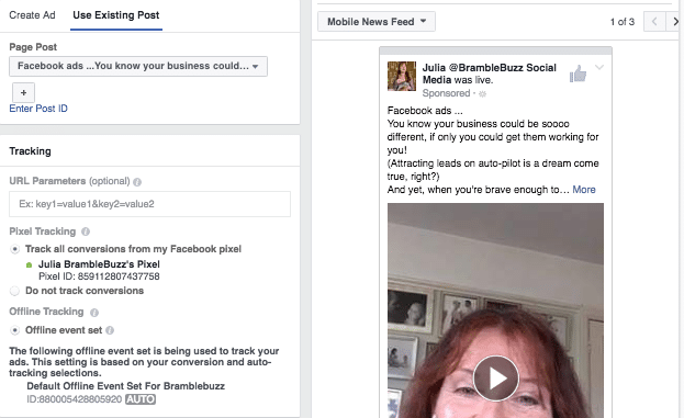 Double the impact of every Facebook Live you create in 7