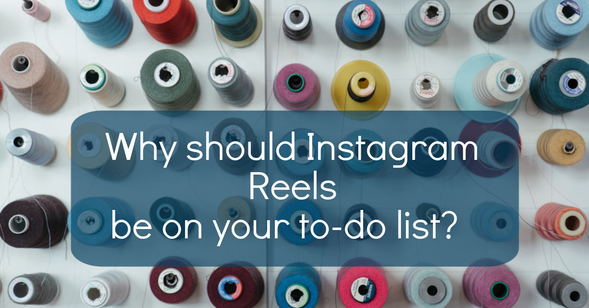 Instagram reels for small businesses